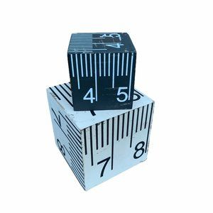 """Sewing Decorative Measuring Boxes 10"""""""
